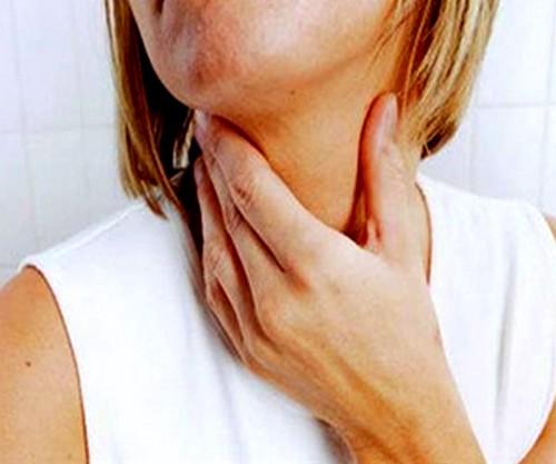 Простуда шеи симптомы и лечение