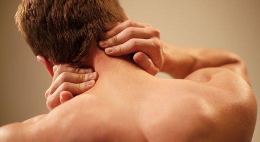 Потянуло шею как лечить в домашних условиях