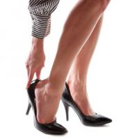 волдыри на ногах