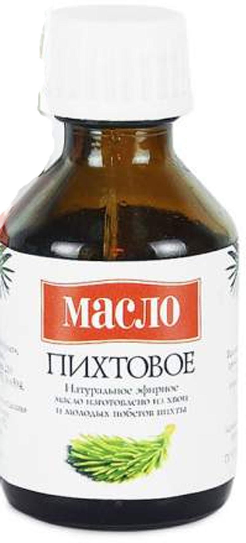 Пихтовое масла в домашних условиях