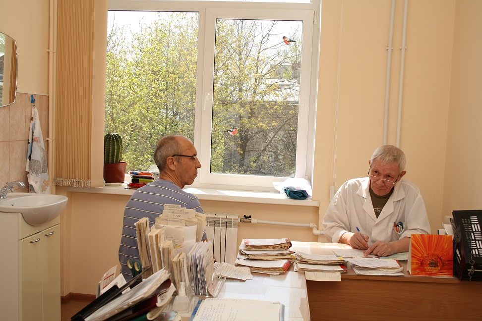 Работа травматолога в сибирь