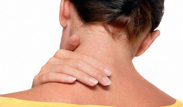 аллергия на затылке у взрослого
