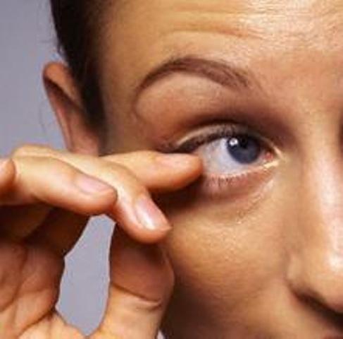 Как сделать так чтобы перестал дергаться глаз
