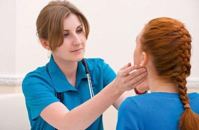 Воспаления лимфоузлов на шее лечение.