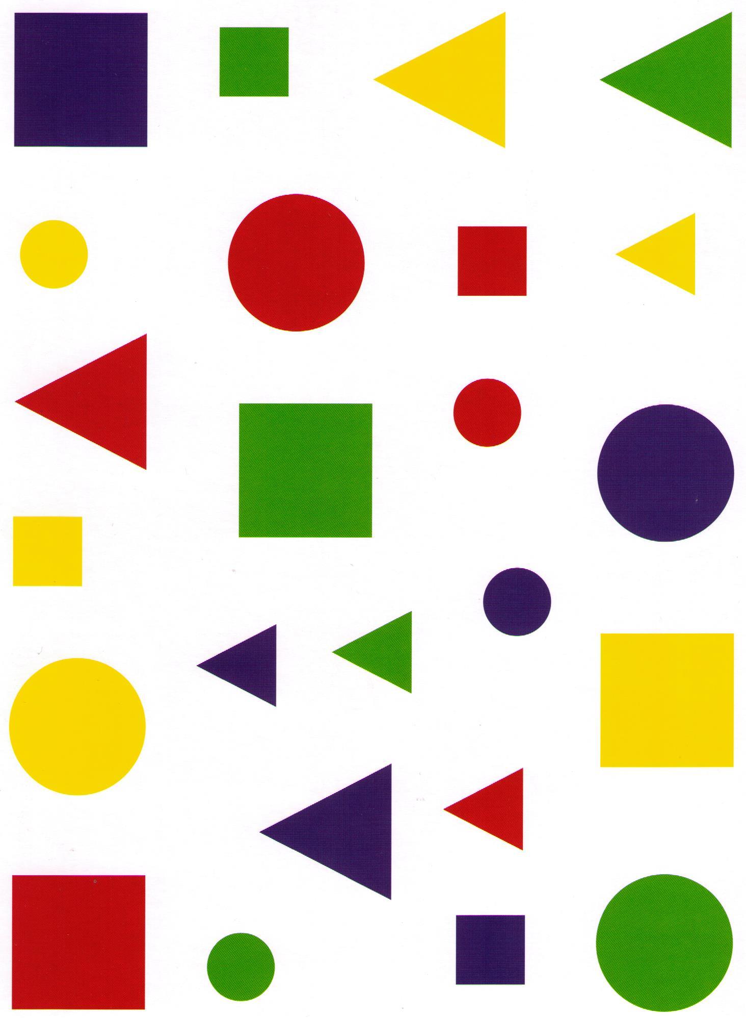 фигур форм геометрических картинки и